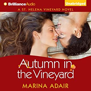 Autumn in the Vineyard cover art