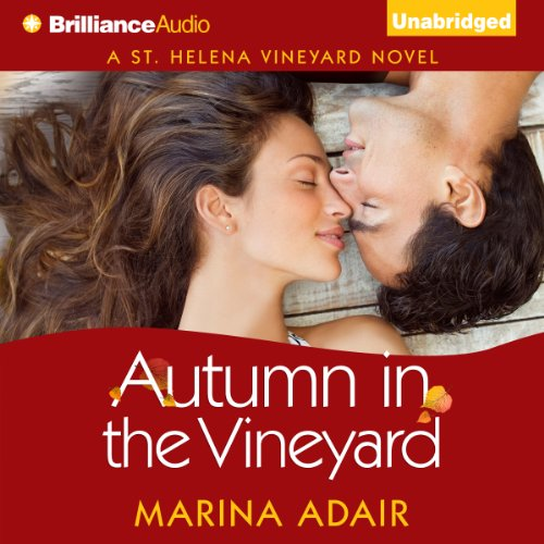 Autumn in the Vineyard audiobook cover art