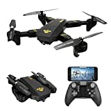 VISUO BEST Drone quadcopter Foldable 2.4 GHz 6-Gyro Remote C...