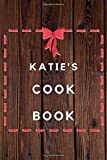 Katie's Cook Book: Planner Reading Journal Gift for Jacob  / Notebook / Diary / Unique Greeting Card Alternative