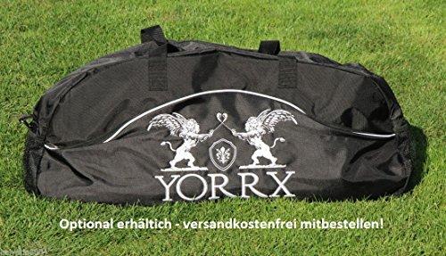 Yorrx® Slim Lion Pro 5 *PLUS* (ALU COOL) Golftrolley/Golfwagen/Golf Cart; AKTION: REGENSCHIRMHALTER GRATIS - 9