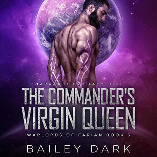The Commander's Virgin Queen cover art