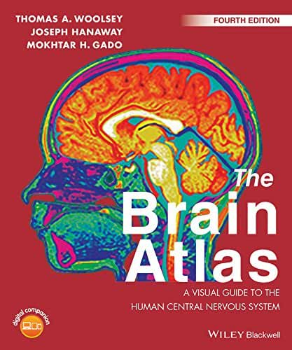 The Brain Atlas: A Visual Guide to the Human Central Nervous System (English Edition)