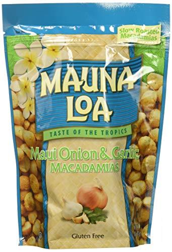 ハワイアンホースト マウナロア マウイオニオン&ガーリックマカデミアナッツ Lサイズ 283g