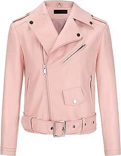 taille 40 c7809 75187 Amazon.fr : Rose - Manteaux et blousons / Femme : Vêtements