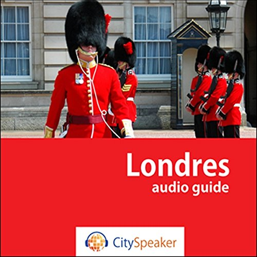 Couverture de Londres (Audio Guide CitySpeaker)