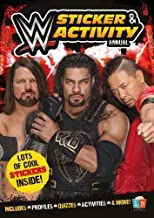WWE Sticker and Activity Annual