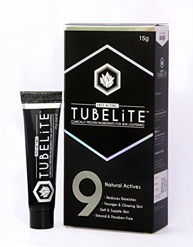 TUBELiTE Skin Lightening Cream 15g (Pack of 2)