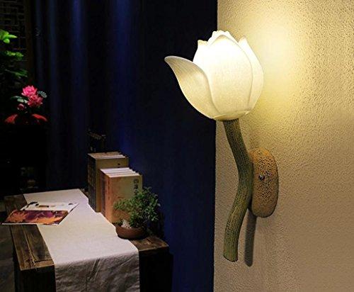 Applique Murale Moderne Minimaliste Art Déco Lampes Rétro Escalier Allée Salon Chambre Lampe de Chevet (Couleur : B)