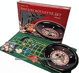30cm Deluxe Bakelite Roulette Set
