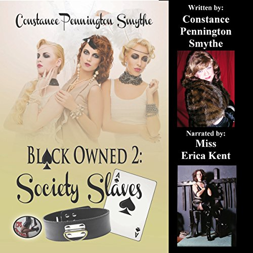 Black Owned 2: Society Slaves audiobook cover art