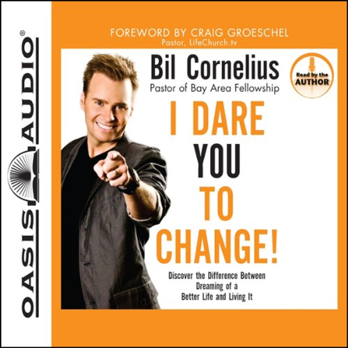 I Dare You to Change! audiobook cover art