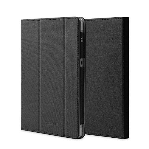 RLTech Funda Carcasa para ALLDOCUBE iPlay 10 Pro, Slim Smart Carcasa Protectora Soporte Función Cover Case para ALLDOCUBE iPlay 10 Pro, Negro