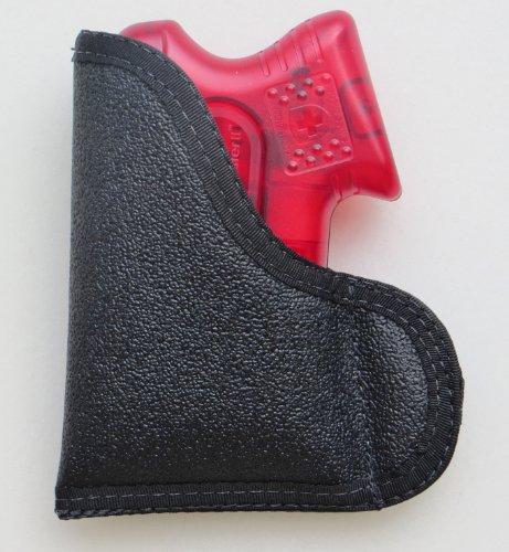 Pocket Holster for Kimber Pepper Blaster II High Adhesion Very Sticky Fabric