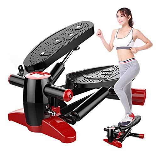 WANG-L Mini Stepper Machine Home Mute Aerobic Step Swing Ejercicio Fitness...