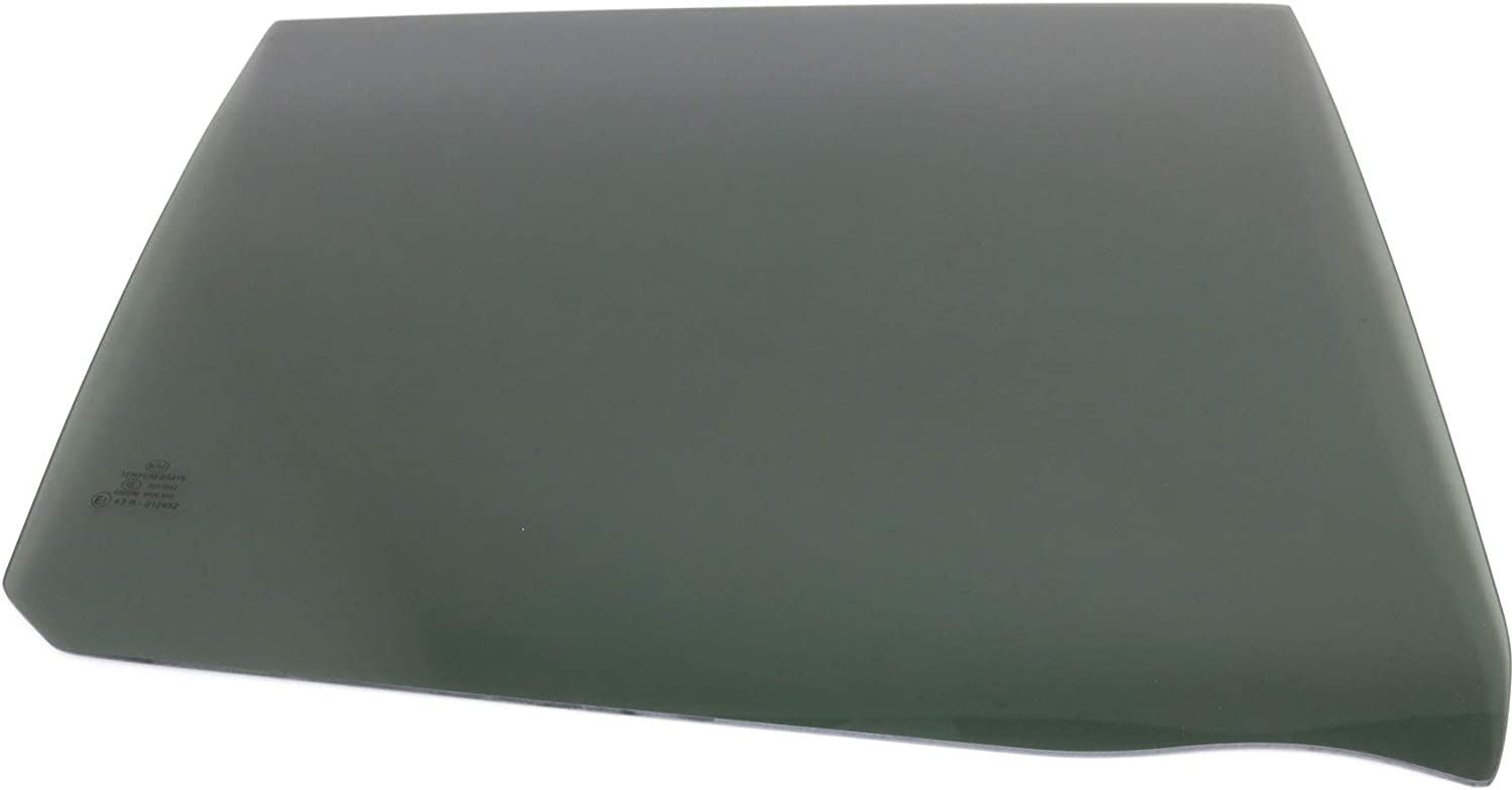 Garage-Pro Aftermarket Rear Door Glass Compatible with 2001-2005