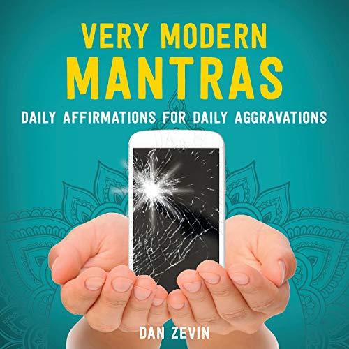 Very Modern Mantras audiobook cover art