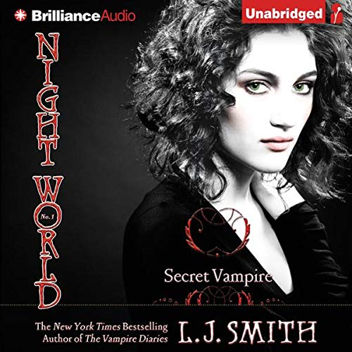 Night World: Secret Vampire audiobook cover art
