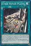 Yu-Gi-Oh! Cyber Repair Plant - LEDD-ENB12 - Common - 1st Edition - Legendary Dragon Decks (1st Edition)