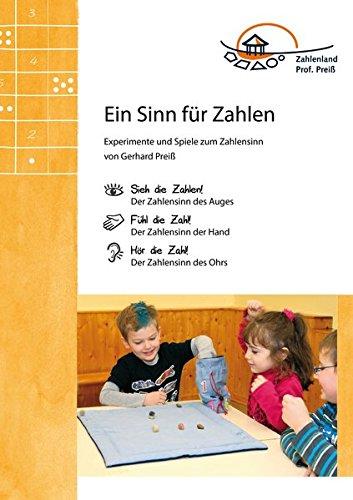 Ein Sinn für Zahlen: Experimente und Spiele zum Zahlensinn (Zahlenspiele für Kinder)