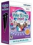 We Sing Pop with 2 Microphones - Nintendo Wii (2 Mic Bundle)