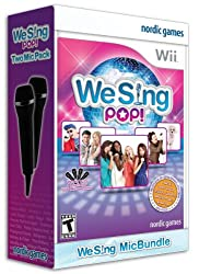 top rated Sing pop with two mics – Nintendo Wii (set of two mics) 2021