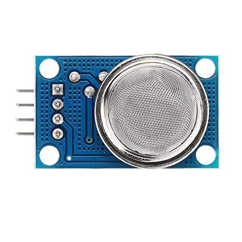 SHANG-JUN Fácil de Montar Sensor de Gas Licuado Escudo Módulo electrónico Módulo Detector MQ-8 H2 Conveniente