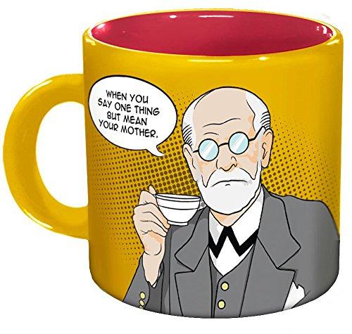 Freudian Sips Coffee Mug