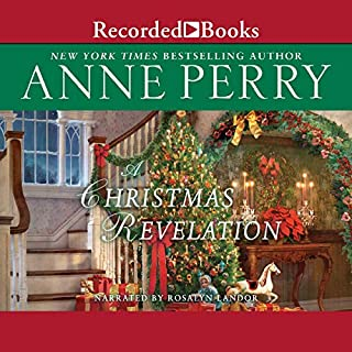A Christmas Revelation audiobook cover art
