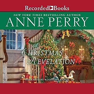 A Christmas Revelation audiobook cover art