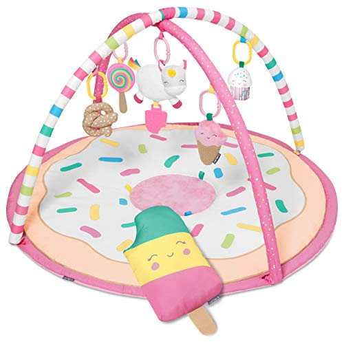 Carter#039s Sweet Surprise Baby Play Mat and Infant Activity Gym
