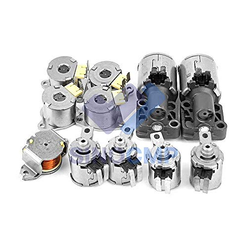 SINOCMP DQ250 DSG 02E Automatikgetriebe 6 Gang Magnetspulen Kit für Audi Skoda VW Sitz, 3 Monate Garantie