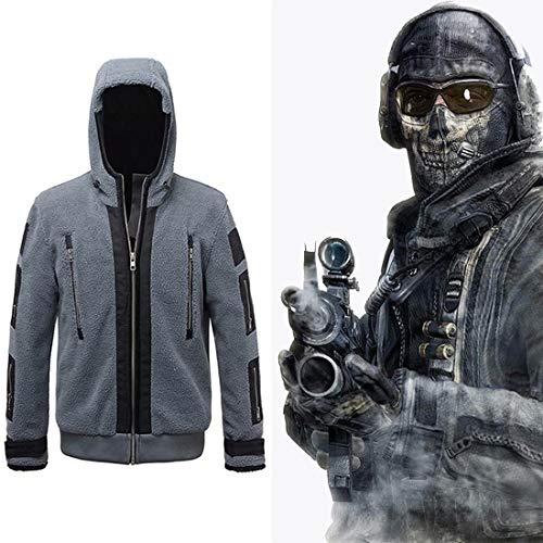 Kuberas Call of Duty Cosplay Costume Ghost Battle...