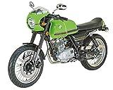 Kreidler Coffee Racer 125 Motorrad | DICE CR 125 grün | 8,4 KW 125 ccm 101 km/h 4-Takt