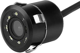 Telecamera di retromarcia HD per visione notturna impermeabile obiettivo fisheye 170/° MicarBa 4 LED