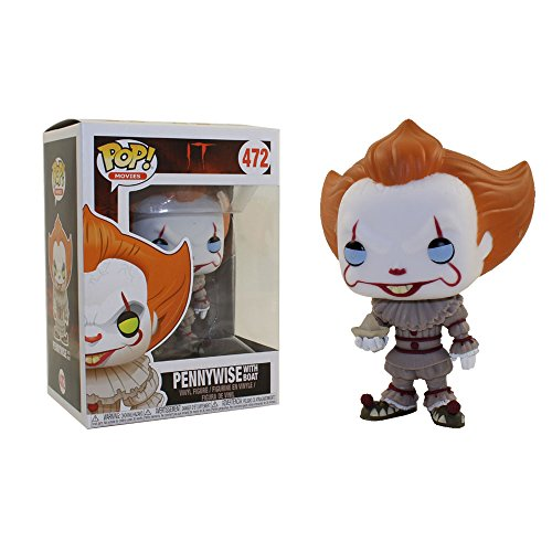 Funko - POP! 20176 Pennywise with Boat - Figura Vinilo , color/modelo surtido