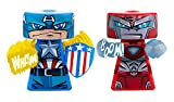 VS Rip-Spin Warriors Captain America and Iron Man 2 Pack