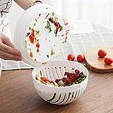 Zoom IMG-1 insalata taglierina frutta e verdura