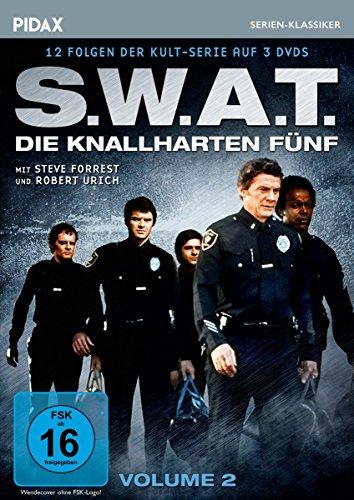 S.W.A.T. - Die knallharten Fünf, Volume 2 [Alemania] [DVD]