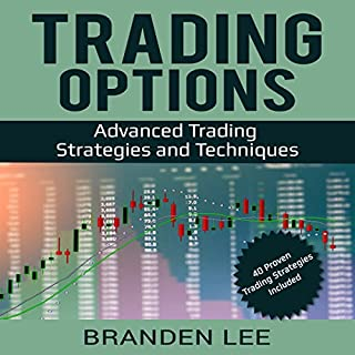 Trading Options: Advanced Trading Strategies and Techniques audiobook cover art