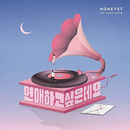 Loen Entertainment HONEYST - 2nd Single Album Cd+Booklet