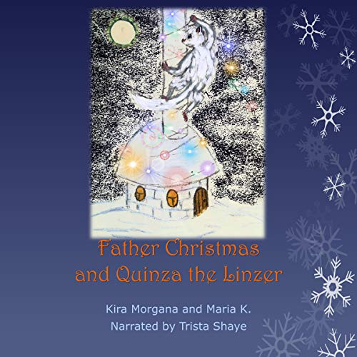 Father Christmas and Quinza the Linzer cover art