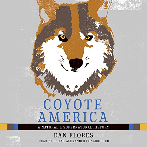 Coyote America cover art