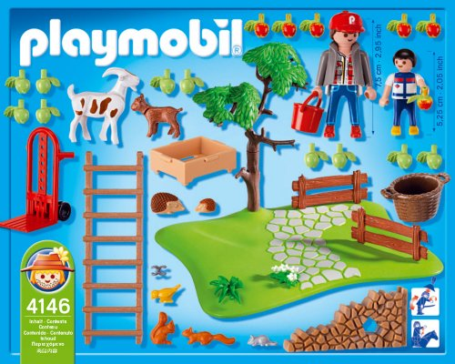 Playmobil 4146 - KompaktSet Apfelernte