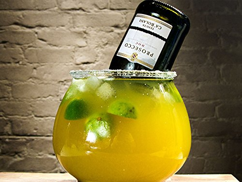 How To Make A Fishbowl Margarita, Dive Right In