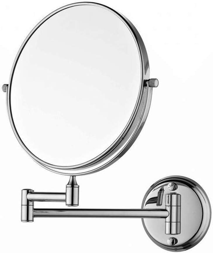 BINGFANG-W Ranking TOP7 Mirror Wall-Mounted Copper Makeup 1 year warranty