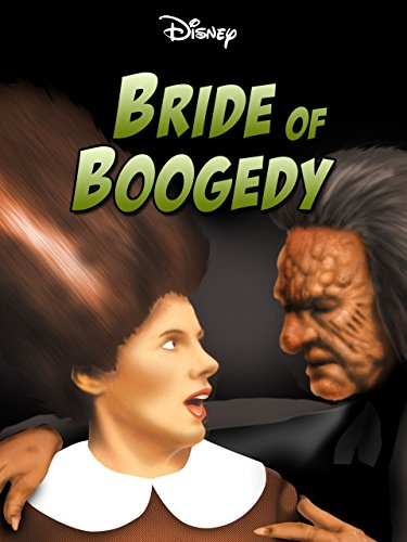 Disney Bride of Boogedy, halloween movie, Disney halloween