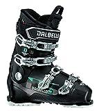 Dalbello DS MX D W LS Black, Scarponi da Sci Donna, Nero, 27.5