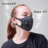 kampre - Mascarilla de carbón Activo de 4 Capas, 50 Piezas, máscara...