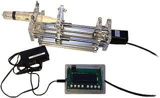 Desktop Injection Pump Syringe Propeller Laboratory Micro Pump Glue Dispenser 1ml~150ml 110V-220V